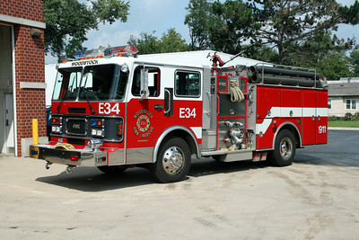 WOODSTOCK ENGINE 34  FMC