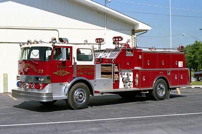 BRAIDWOOD FPD  ENGINE 2411  1978  HENDRICKSON - ALEXIS   1250-1000   # 1184