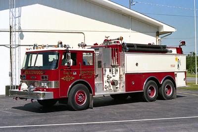 BRAIDWOOD FPD  TANKER 2412  1984  PIERCE DASH   1500-2500   E-2058