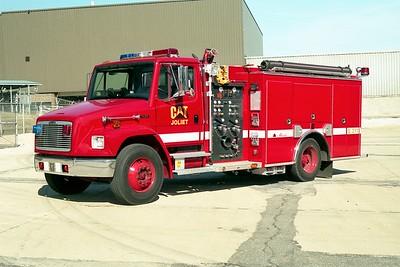 CATERPILLAR FD  ENGINE 311  2001 FREIGHTLINER FL-70 - ALEXIS  1250-750
