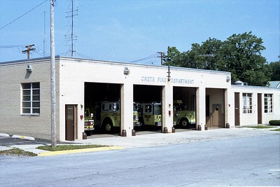 CRETE FD  FIRE STATION 1