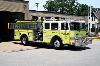 CRETE FD ENGINE 701  1990  PIERCE ARROW   1500-750   E-6010   OFFICERS SIDE