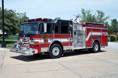 CRETE ENGINE 702 PIERCE