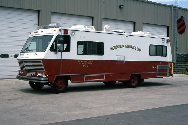 HAZMAT 1426  1981 FORD - TRAVEL