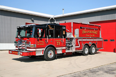 FRANKFORT ENGINE 73