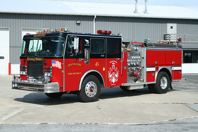FRANKFORT TRAINING ENGINE