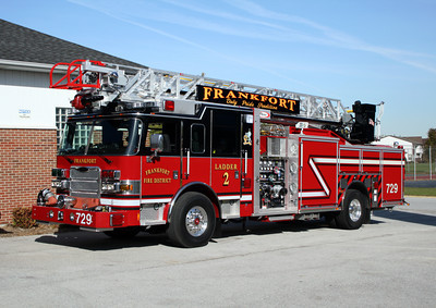 FRANKFORT LADDER 729