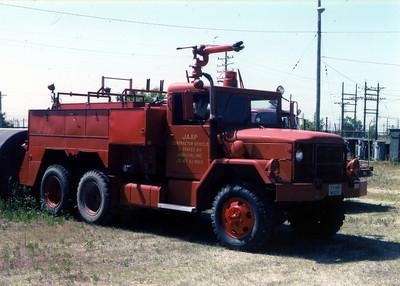 ENGINE 2492   1972 AMC - GENERAL - AIR FILTER 530-C   750 - 400 - 40F