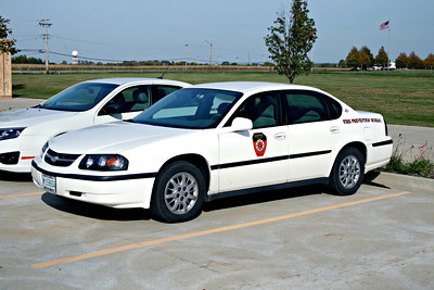 LOCKPORT TOWNSHIP FPD FIRE PREVENTION CAR