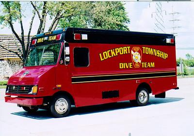 LOCKPORT FPD DIVE TEAM