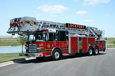LOCKPORT LADDER 6