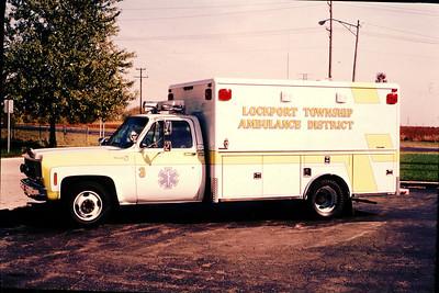 LOCKPORT TOWNSHIP FD AMB.3