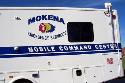MOKENA  EMERGENCY MANAGEMENT   LOGO