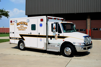 MOKENA AMBULANCE 6624