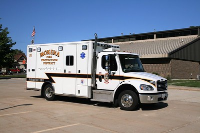 MOKENA  AMBULANCE 91