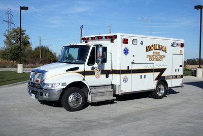 MOKENA AMBULANCE 93