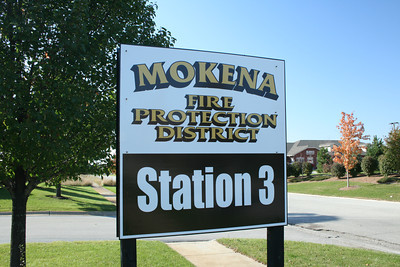 MOKENA FPD STA 3 SIGN