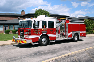 NEW LENOX ENGINE 3  SUTPHEN