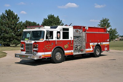 NEW LENOX  ENGINE 64