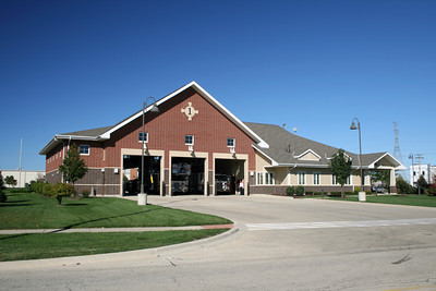 PLAINFIELD FPD  STATION 1  NEW