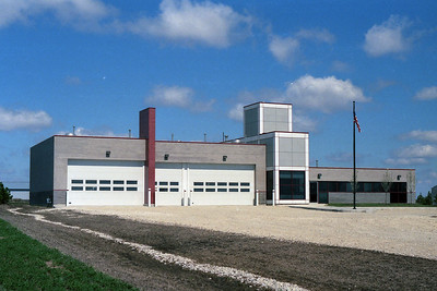 PLAINFIELD FPD STATION 2  EARLY DAYS