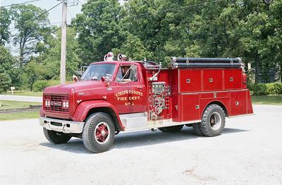 STEGER ESTATES   ENGINE 801   1966 GMC - DARLEY  750-800
