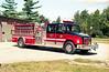 STEGER ESTATES   ENGINE 801  1996 FREIGHTLINER FL80 - E-ONE  1250-1250   #15635