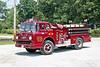 STEGER ESTATES   ENGINE 805  1963 FORD C850 - ALFCO 750-800  #2 1 9145   X-LOCKPORT FPD