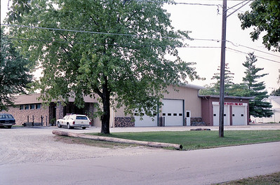 STEGER ESTATES    FPD  STATION WITH OFFICES ADDITION