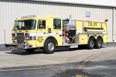 TROY  ENGINE 2212   PIERCE DASH