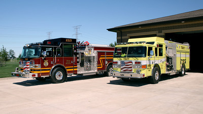TROY ENGINE 2221 OLD AND NEW