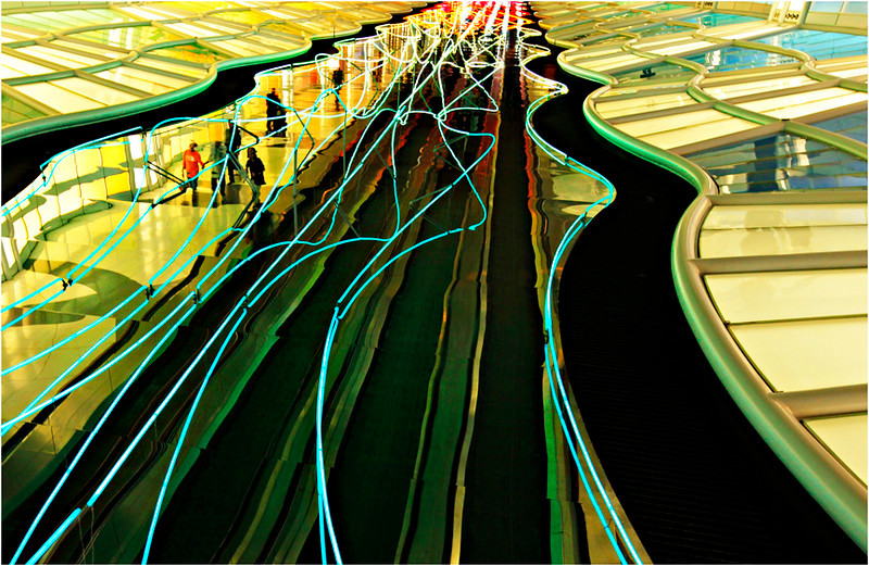 "Print title:  ""  ELECTRIC  AVENUE  ""   /  CHI_MG_5985 / © Gj"