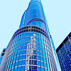 "Print title:  ""  TRUMP TOWER  ""  /  © Gj"