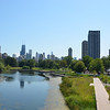 LINCOLN PARK POND AND CHICAGO