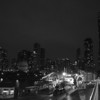 CHICAGO FROM NAVIE PEIR AT NIGHT