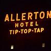 ALLENTON HOTEL SIGN