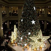CHRISTMAS TREE AT THE WALNUT ROOM IN MACYS