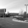 WILLOW CREEK CHURCH PANORAMA B&W