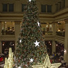 CHRISTMAS TREE AT THE WALNUT ROOM MACYS