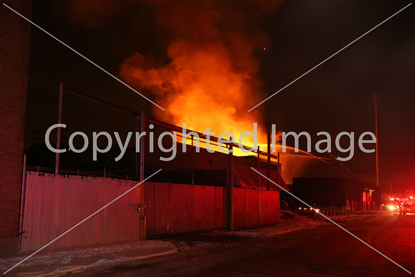 CICERO, IL 4TH ALARM + 1 SPECIAL 1829 S 54TH AVE (SHIFT) 01-21-2014