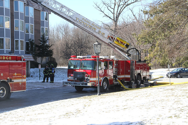 PARK RIDGE, IL 2ND ALARM FIRE 500 THAMES (02.12.2012)