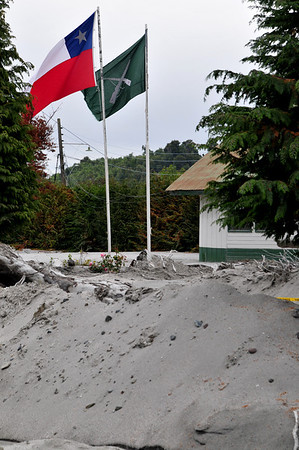 CHAITEN, CHILE 2009