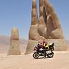 Mano Del Desierto (Hand Of The Desert) northern Chile.