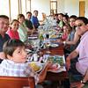 Lunch at Estancia El Cuadro, Casablanca, Chile