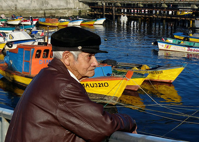 ANCUD HARBOR - CHILOE ISLAND