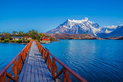 LAKE PEHOE - TORRES DEL PAINE