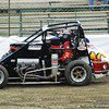FIRST HOT LAPS CHILI BOWL 2012