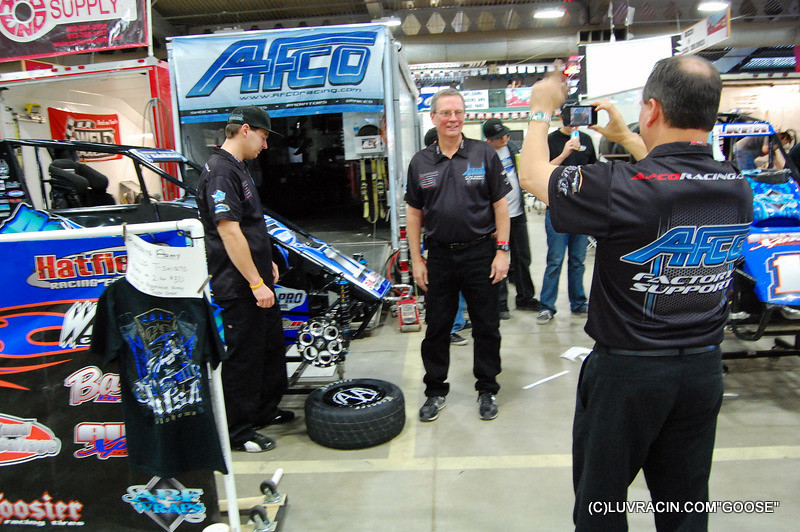 AFCO RACING FACTORY SUPPORT TEAM