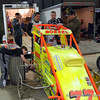 Austyn Gossel,Mike Boesel,Bryan Gossel and Team