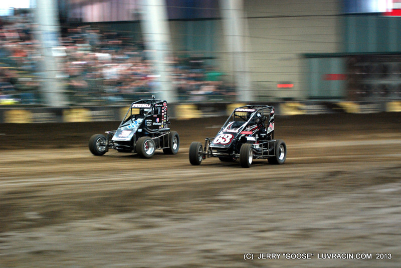 BRAD SWEET GETTING UNDER KEVIN SWINDELL